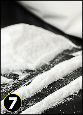 cocaine worst drug most dangerous drug