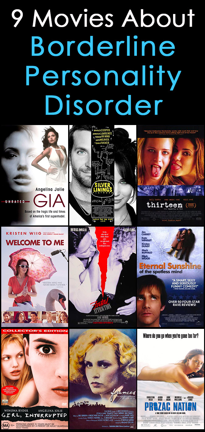 movies about borderline personality disorder
